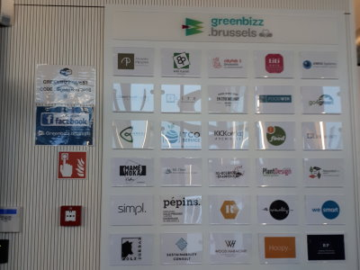 Logos di start up innovativi
