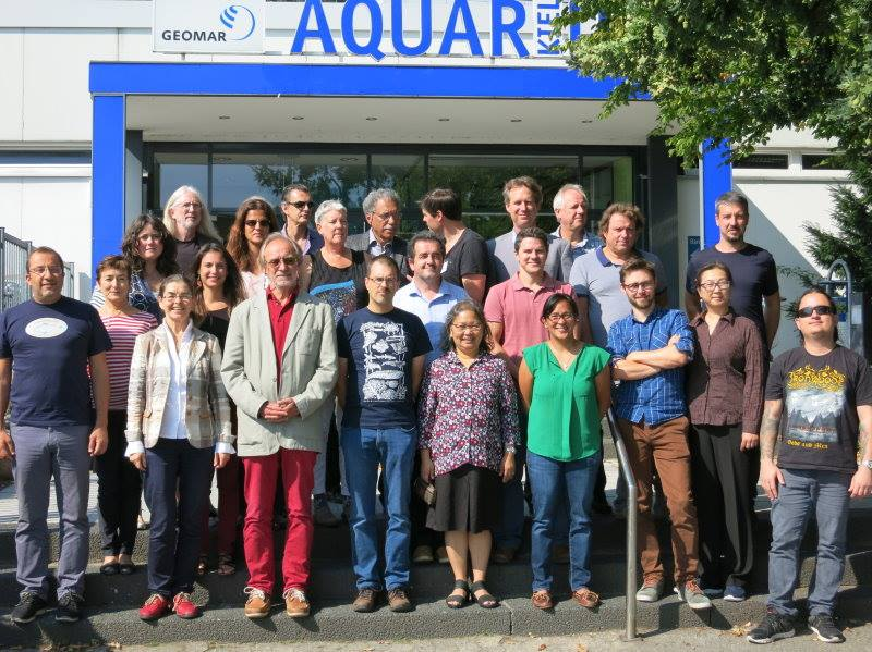 Members of the FishBase Consortium